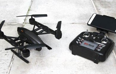 jxd 509w + controller with phone