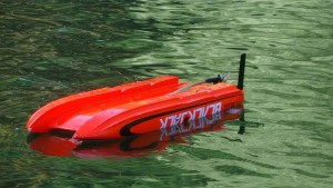 RC Boat Self Rightening System